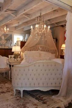 Sweet and Most Romantic Bedroom Ideas Tags: Shabby Chic Romantic Bedroom, Romantic Bedroom Master, Rustic Romantic Bedroom, Cozy Romantic Bedroom #shabbychicideasinspiration