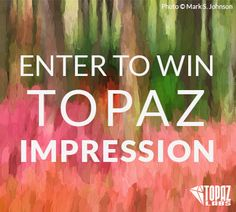 Create beautiful paintings, sketches and watercolors from your photos with Topaz Impression!