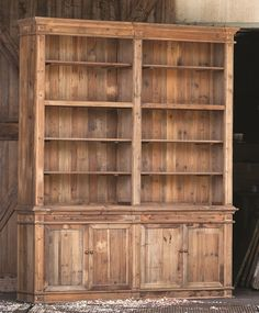 Pine Library. A truly majestic piece of furniture! $3629.