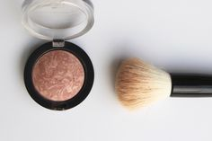 Creme Puff Blush: Understated Nude | A Model Recommends