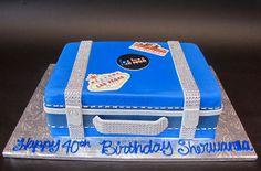 Suitcase Birthday Ca