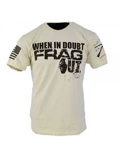 Show details for Grunt Style - Frag Out T-Shirt