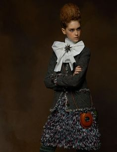 The Chanel Metiers d'Art show and celebrity guests from Scotland's Linlithgow Palace | ELLE UK