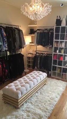 Jaclyn Hill Beauty Room/Closet