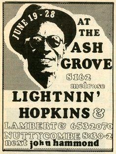 Lightnin' Hopkins jun