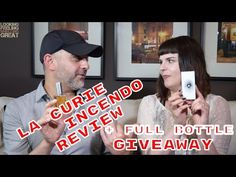 La Curie Incendo Review + Full Bottle USA Giveaway