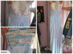 Clotheswap - Beautfiul New Strapless Sequined New Ball Dress Ball Dresses, Prom Dresses, Formal Dresses, Wedding Gowns, Women, Fashion, Dresses For Formal, Homecoming Dresses Straps, Moda