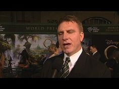 Oz: The Great and Powerful: Robert Stromberg World Premiere Interview --  -- http://wtch.it/NvTIz