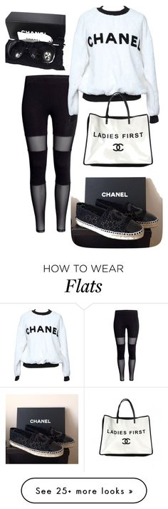 """""""Untitled #1544"""" by styledbycharlieb on Polyvore featuring Chanel"""