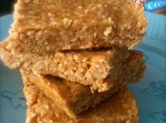 3 Ingredient No-Bake Peanut Butter Bars Recipe
