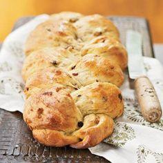 Swedish Saffron Bread.