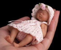 Doll artist Camille Allen