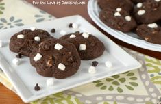 ... | Coconut Cookies, Oatmeal Chocolate Chip Cookies and Toffee Cookies
