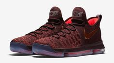 The Sauce Nike KD 9 Christmas 852409-696 | Sole Collector