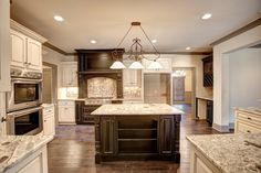 49 McMullen Lane- McMullen Cove - traditional - kitchen - birmingham - The Pugh Group New Home Division
