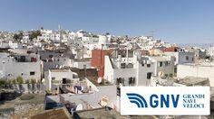 General view of Tangier, city located in the northern of Morocco    http://www.gnv.it/it/destinazioni-traghetti/tangeri-marocco.html