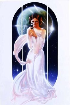 Princess Leia Organa Carrie Fisher Star Wars Character Art Movie Poster Illustration Art George Lucas A New Hope D Mark, Princesa Leia, Star Wars Episode Iv, Star Wars Tattoo, Star Wars Images, Graphic Artwork, A New Hope, Love Stars, Forever