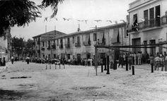 Calle del Doctor Oloriz en 1950
