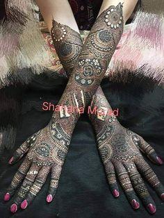 Kashee's Mehndi Designs, Legs Mehndi Design, Latest Bridal Mehndi Designs, Mehndi Designs For Beginners, Kashees Mehndi, Henna, K Ring, Brides, Tattoos