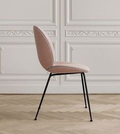 3D tuoli puujaloilla Modeo