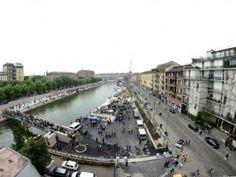 Inaugurazione della Nuova Darsena di Milano