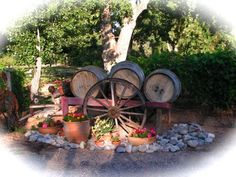 They make wine in New Mexico?? There's even a sculpture garden to go with it.