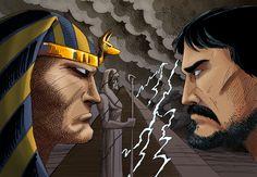 Czajnik's Workshop: Exodus: Gods and Kings