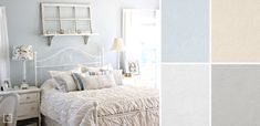 shabby chic. Paint colors from Chip It! by Sherwin-Williams  Painting ...