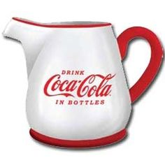 Coca-Cola Pitcher