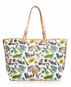 Dooney & Bourke Handbag, Americana Leisure Shopper