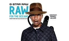 G-Star RAW & Pharrell Williams - RAW for the oceans