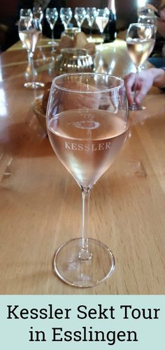 Kessler Sekt tour and sparkling wine tasting in Esslingen am Neckar, Germany - Kaffee und Kuchen | www.kaffeeundkuchen.co