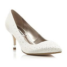 Wedding Shoes, Bridal & Occasion Court Shoe | Dune Shoes Online