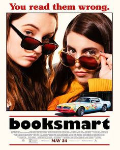 """Booksmart releases digital posters inspired by director Olivia Wilde's favorite classic films You only get one directorial debut, and Olivia Wilde wasn't about to overthink hers. """"Sometimes when people are directing their first film, it becomes this… Best Movie Posters, Minimal Movie Posters, Movie Poster Art, New Poster, Film Posters, Poster Wall, Film Poster Design, Classic Movie Posters, Cinema Posters"""