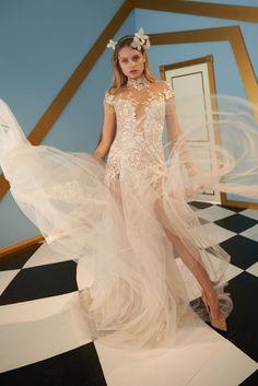 017108824ed 10 Best turtleneck wedding dress images