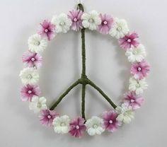 Hippy peace freaks
