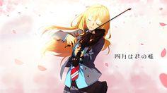 Kaori Miyazono by Dinocojv on DeviantArt