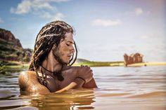 Beautiful Natural Dreads #hottie i love guys with dreads!!!