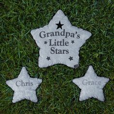 Star Stepping Stones