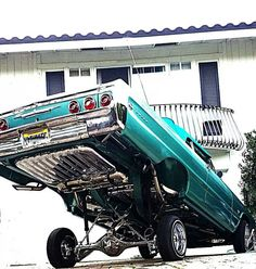 I would rather have my old Chevy put down then suffer this indignity. Chevrolet Impala, Chevy Impala, Chicano, Car Audio Shops, Mustang, Arte Lowrider, Lo Rider, Future Car, Cars And Motorcycles