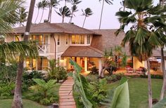 New Kahala Beach Home
