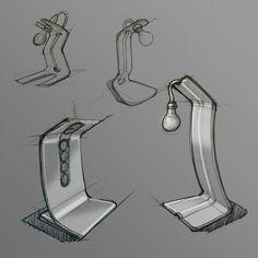 Sketchbook—Erik Barraza Design Portfolio