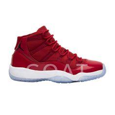 9b82691b182827 Air Jordan 11 Retro GS  Win Like  96  - Air Jordan - 378038