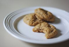 #almond, #honey, #ginger, #cookie