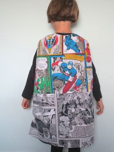 Superhero capes, all unique www.mysistermabel.bigcartel.com