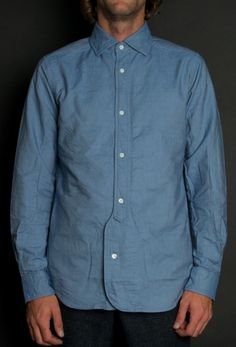 Shirt details Cutter and Tailor forum New Mens Fashion, Look Fashion, Fashion Outfits, Mens Outdoor Clothing, Tactical Clothing, Outdoor Outfit, Mens Sweatshirts, Denim Shirt, Kids Shirts