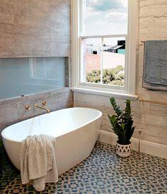 sleek modern bathroom with stand alone bath tub rtg design bathrooms pinterest modern modern bathrooms and bathroom - Stand Alone Tub