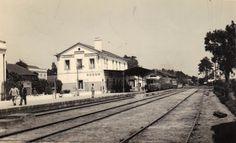 O Vento nem tudo levou: Estação Caminho Ferro Valado