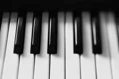 Piano- keys on which I can play for you who I am better than I could ever explain with words :)