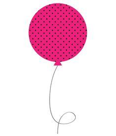 free birthday balloons clipart: free birthday balloons clipart